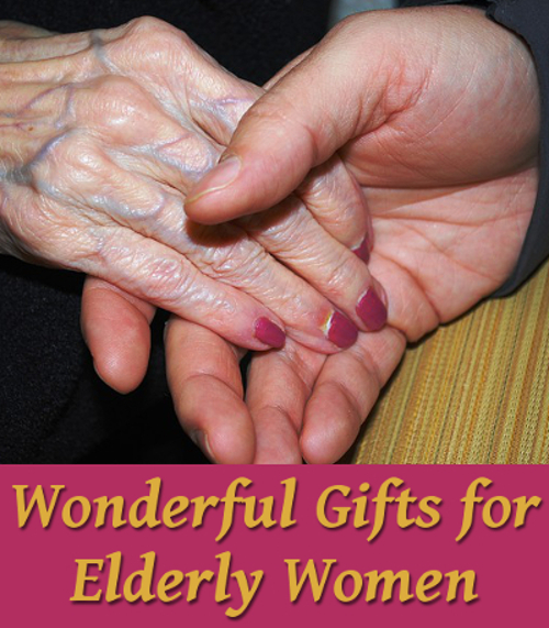 Christmas gifts for elderly women and seniors ladies