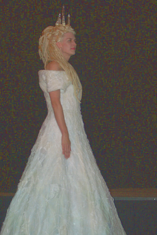 The White Witch from The Chronicles of Narnia: The Lion, The Witch, and the Wardrobe