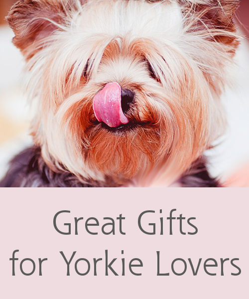 yorkie gifts for yorkie lovers