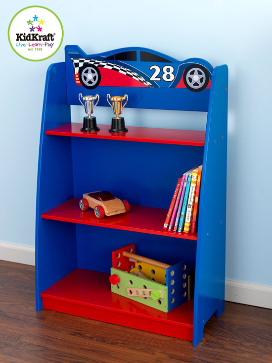 Cool Racing Car Bedroom Furniture For Kids