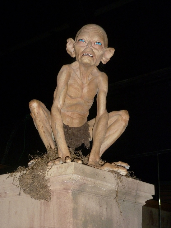 Gollum costumes complete guide page