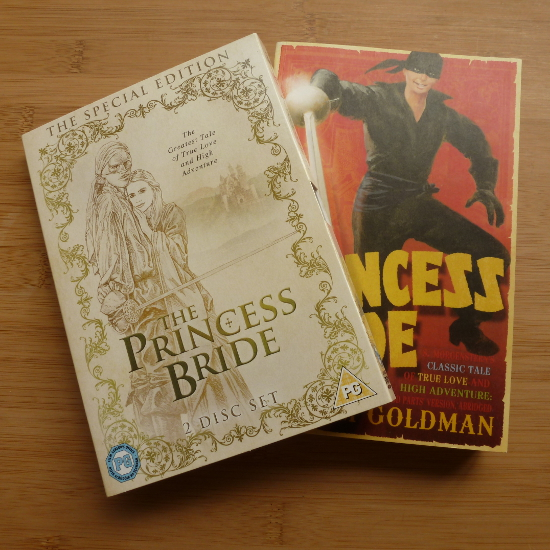 The Princess Bride Special Edition DVD Set and Book