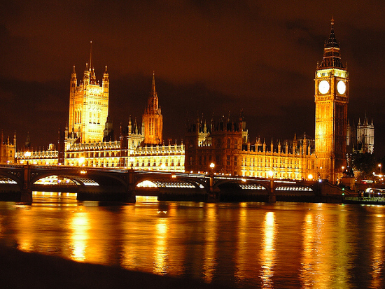 Andrew Fysh Big Ben and the Houses of Parliament Photo
