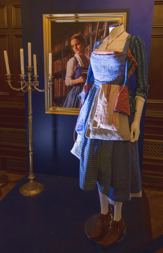 Casa Loma Beauty and the Beast Emma Watson Blue Dress Provincial Life