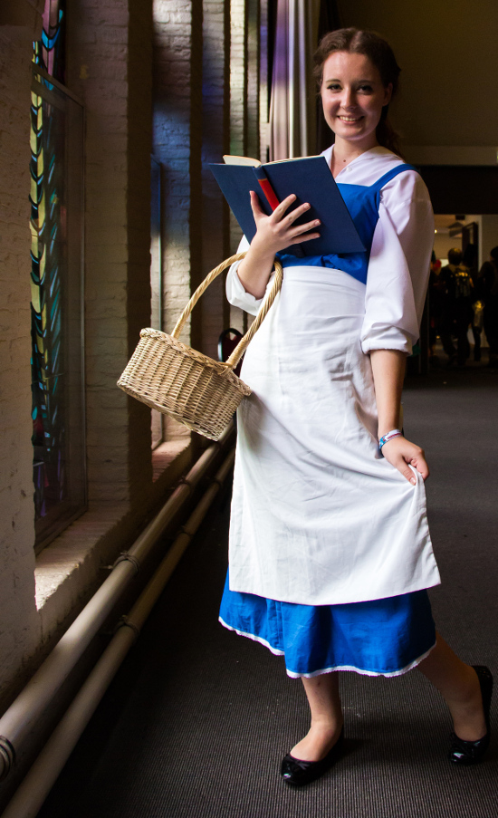 Belle Halloween Costume For Adults