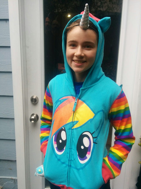 My Little Pony Rainbow Dash Costumes for Kids