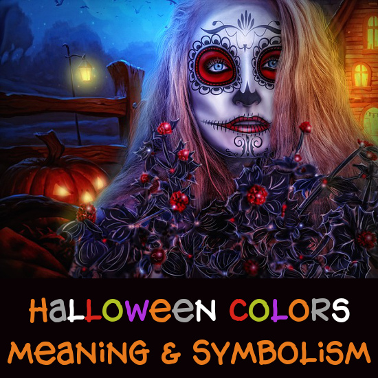 Halloween colors discover and learn all about what they mean, represent and symbolize