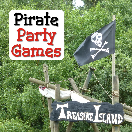 pirate treasure island flag skull