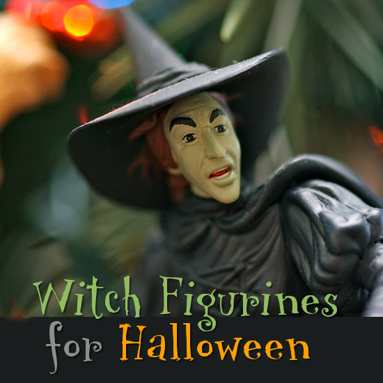 Wicked Witch of the West from the Wizard of Oz Figurine Statue Decoration