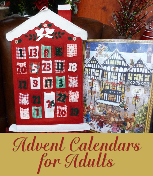 advent calendar designs for adults grown ups