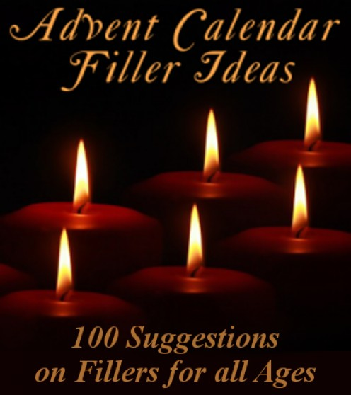 100 Advent Calendar Gift Ideas Fillers For Men Women And