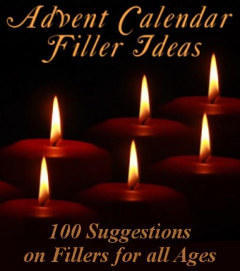 100 advent calendar gift filler ideas what to put in advent calendar