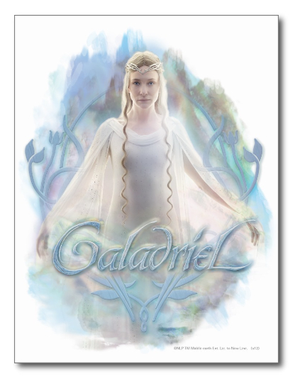 Lady of the Light, Galadriel