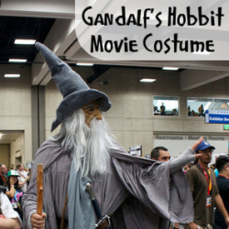 Gandalfs hobbit costume and cosplay guide gandalf hobbit costume cosplay solutioingenieria Images