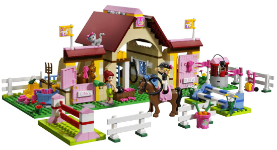 Lego Horses Sets Make Great Gifts For Girls