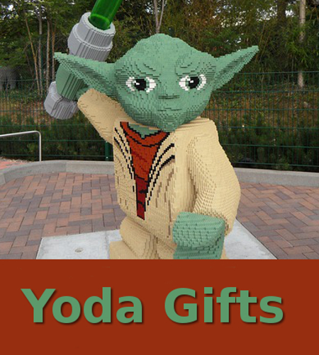 Yoda gifts for adults him her men