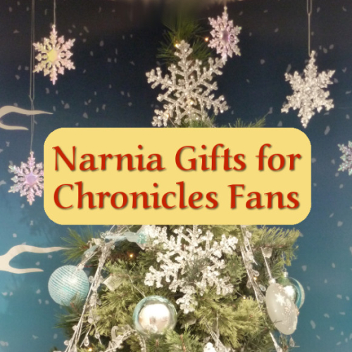 Chronicles of Narnia merchandise gifts