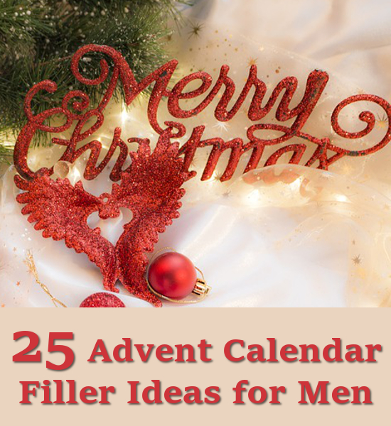 advent calendar gift ideas for adults men boyfriend husband partner