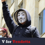 V for Vendetta Costume Guide for Halloween