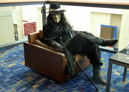 anonymous costume halloween v for vendetta cosplay costume