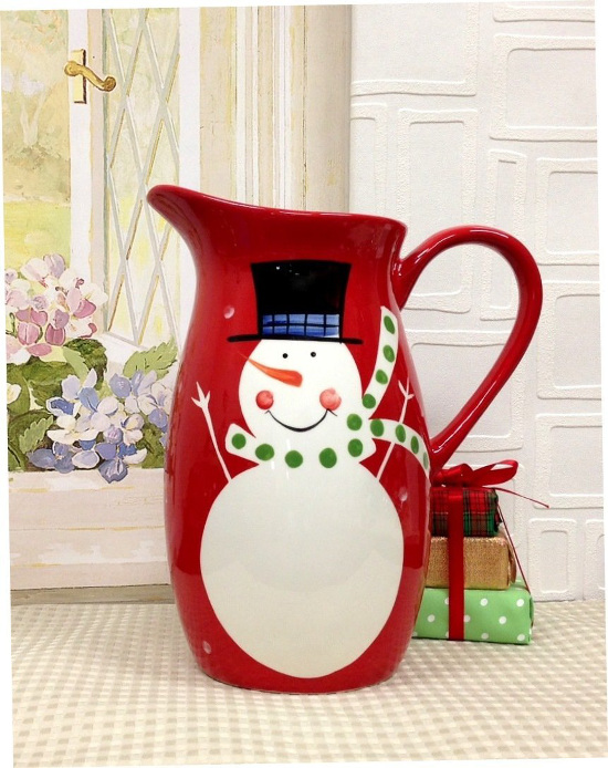 good Snowman Kitchen Decor #4: TinselBells