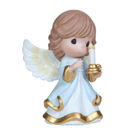 Precious Moments Let His Light Shine Figurine