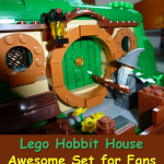 Bilbo Baggins Lego House Set from The Hobbit