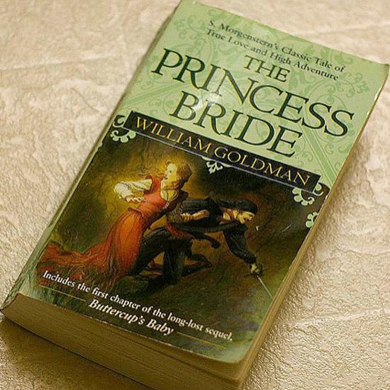 William Goldman The Princess Bride Book Paperback Paper Cover