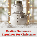 Christmas Snowman Figurines and Collectibles