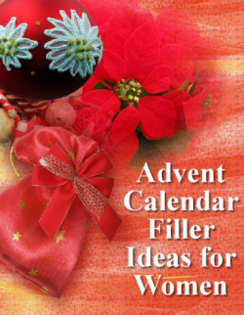 Calendar Gift Ideas For Girlfriend : Advent calendar gift ideas fillers for men women and
