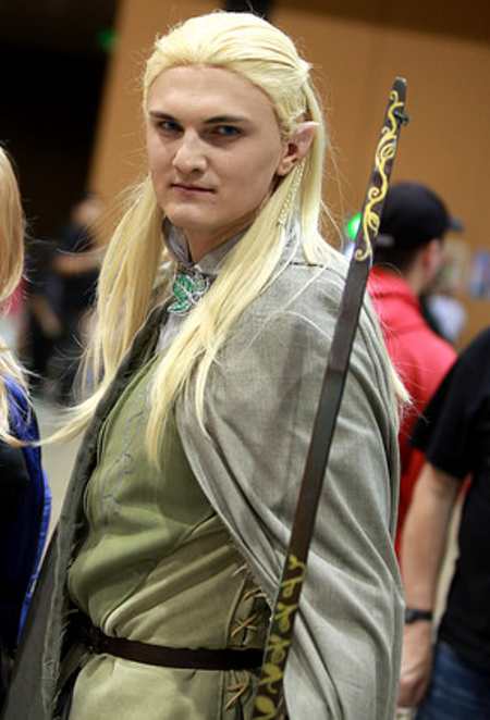 legolas lord of the rings costume fellowship of the ring greenleaf elf middle earth tolkien