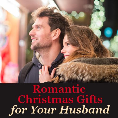 romantic Christmas gift husband