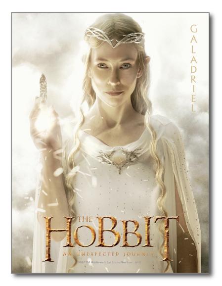 English In Italian: Elven Queen Lady Galadriel's Hobbit Costume Guide