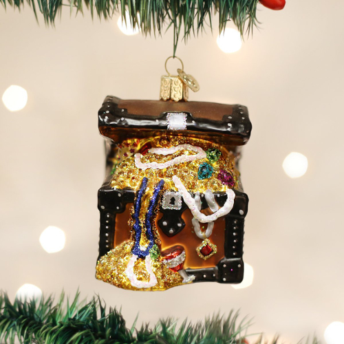 Swashbuckling Pirate Christmas Tree Ornaments