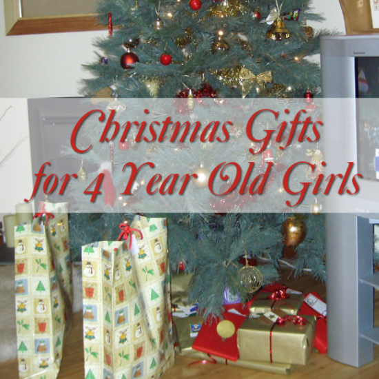 top gifts 4 year old girls
