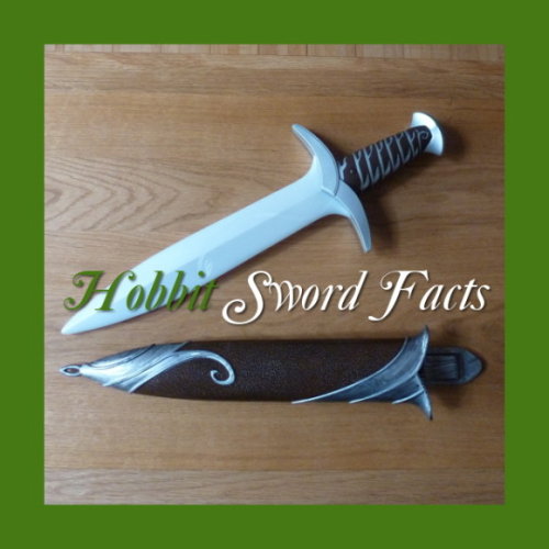 Sting facts trivia sword in the hobbit