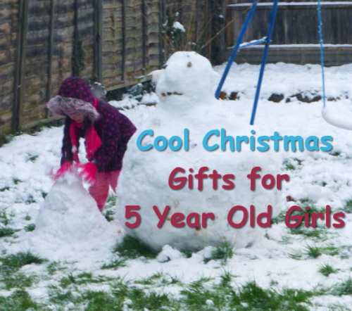Christmas gift 5 year old girl Coolest Gift for a Year Old Girl