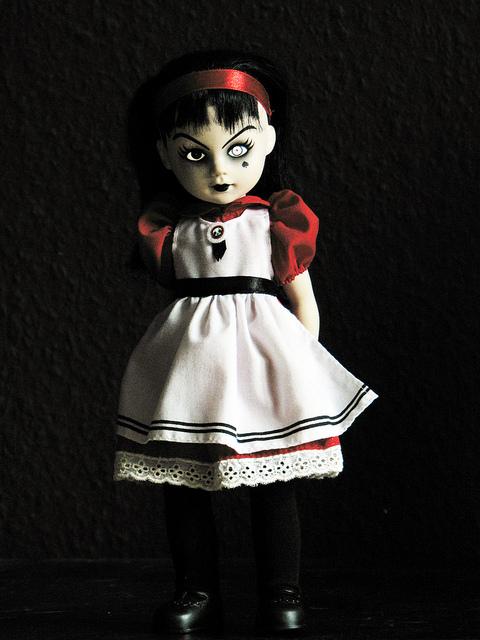 Living Dead Dolls - Sadie as Alice