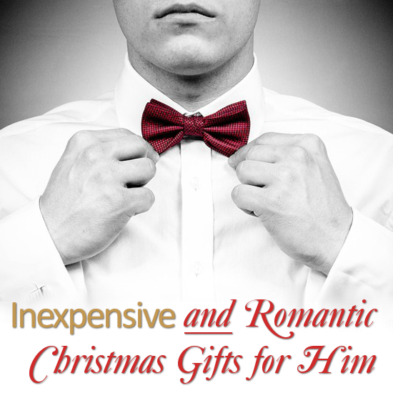 Thoughtful Gifts For Boyfriend Christmas: Inexpensive And Cheap Romantic Gifts For Him