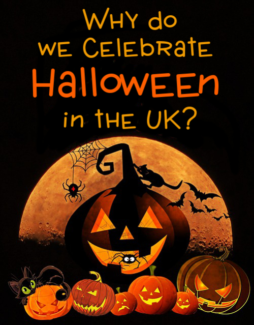 why do we celebrate halloween in the uk