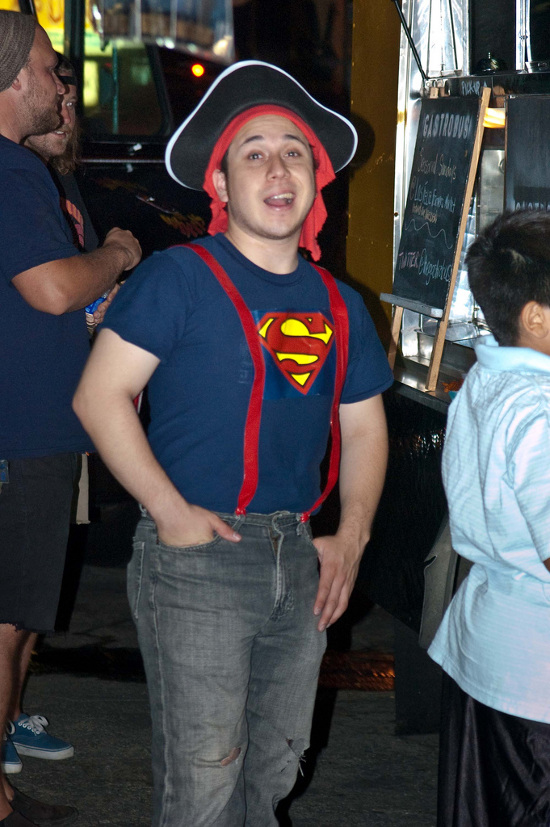 goonies sloth superman t shirt costume