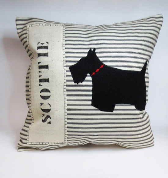 Are Scottie Dogs Both Black And White