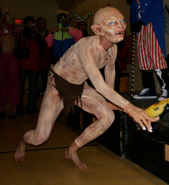 Gollum lord of the rings costume