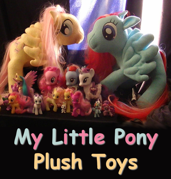 collection of My Little Pony MLP toys