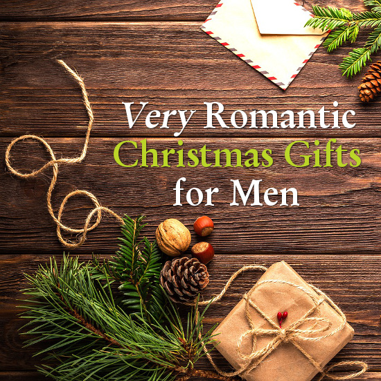 Romantic Christmas Gifts for Him Men Husband Fiance