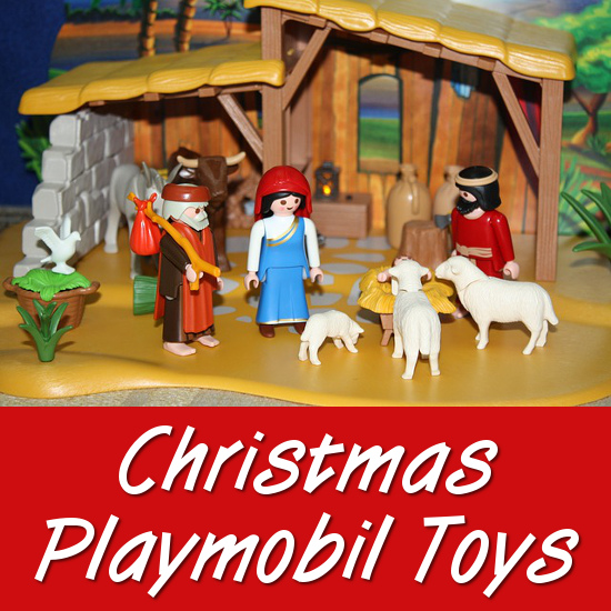 Playmobil nativity set Christmas sets toys for kids to play with