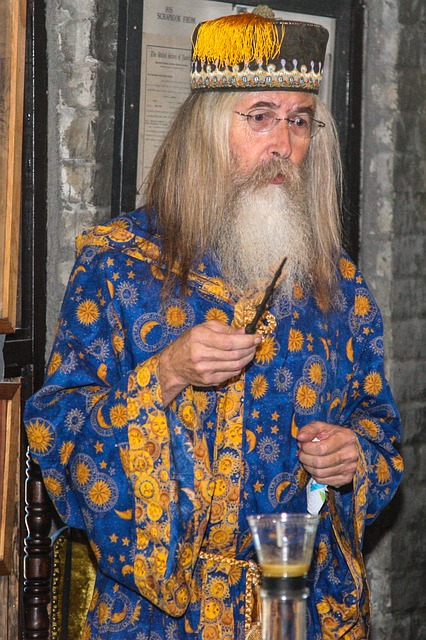 dress like Merlin the wizard costume guide page ideas inspiration