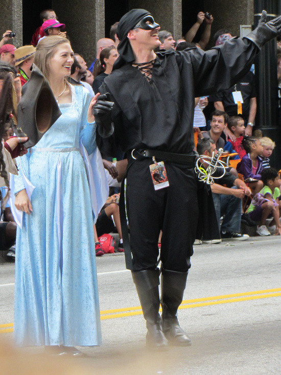 cosplay couple The Princess Bride Westley Buttercup