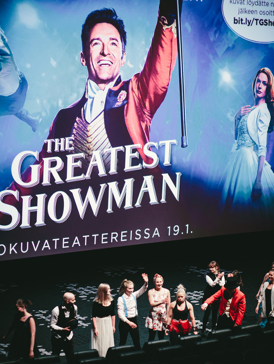 The Greatest Showman Circus Ringmaster Costume Hugh Jackman