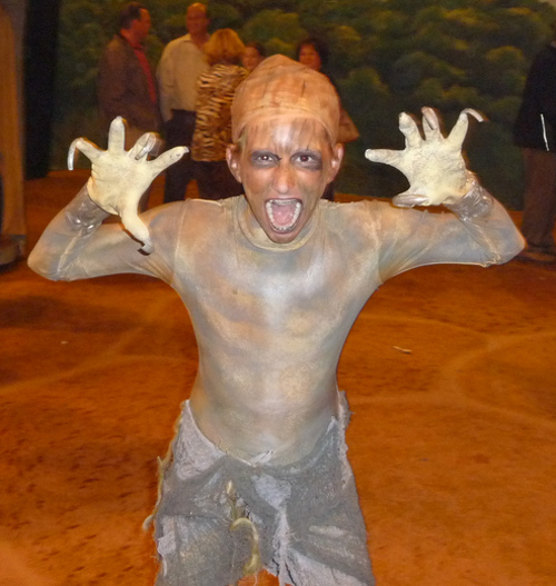 How to Dress as Gollum for Halloween, Cosplay and Fancy Dress
